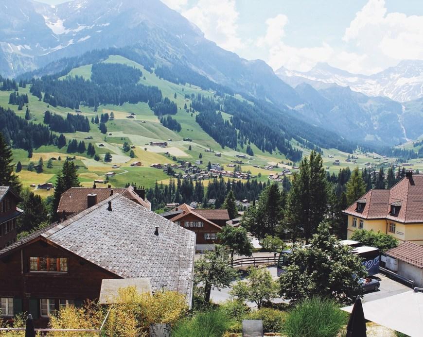 мне нравится в Швейцарии