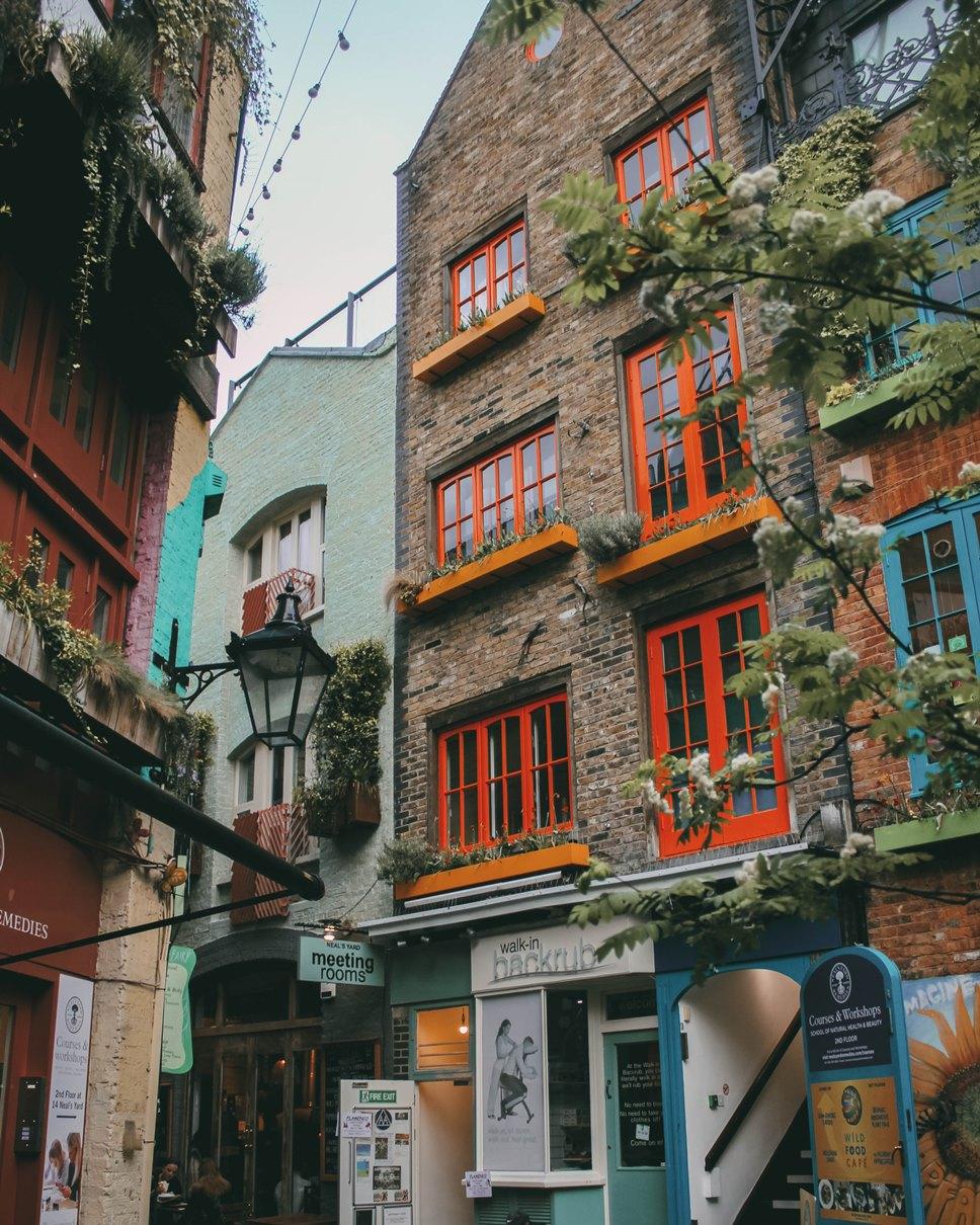 Самые милые места Лондона