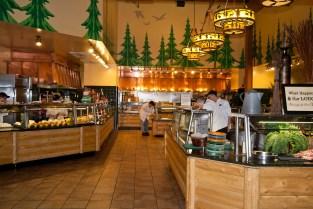Great Wolf Lodge Niagara Falls Antler Shanty Buffet