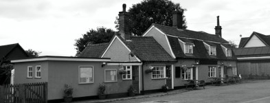 Outside view of the Punchbowl Inn