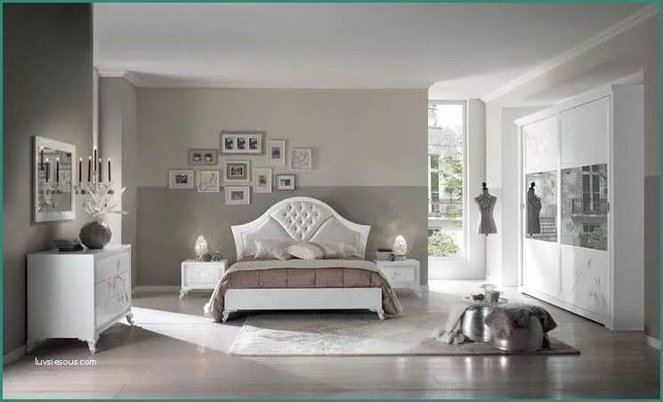 Pavimenti di colore grigio permettono più abbinamenti possibili: Pittura Camera Da Letto