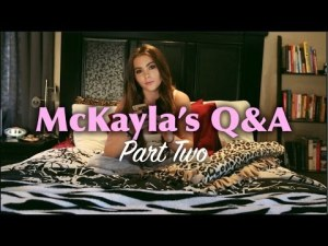 Major Fails & Offending the President | McKayla's Q&A Part 2