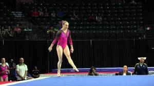 Larrissa Miller (AUS) - Floor Exercise - 2016 Pacific Rim Championships Team/AA Final