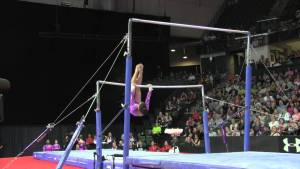 Laurie Hernandez (USA) - Uneven Bars - 2016 Pacific Rim Championships Team/AA Final