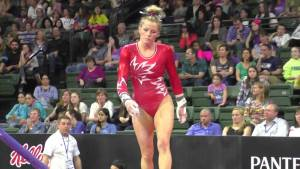 Brittany Rogers (CAN) - Uneven Bars - 2016 Pacific Rim Championships Team/AA Final