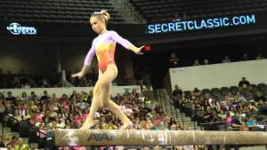 Ragan Smith - Balance Beam - 2014 Secret U.S. Classic