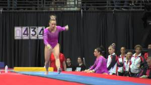 Brenna Dowell (USA) - Vault - 2016 Pacific Rim Championships Team/AA Final