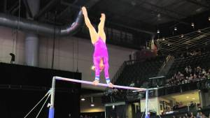 Brenna Dowell (USA) - Uneven Bars - 2016 Pacific Rim Championships Team/AA Final