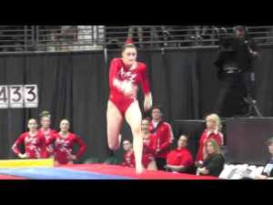 Madison Copiak (CAN) - Vault - 2016 Pacific Rim Championships Team/AA Final