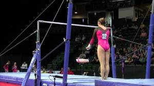 Rianna Mizzen (AUS) - Uneven Bars - 2016 Pacific Rim Championships Team/AA Final