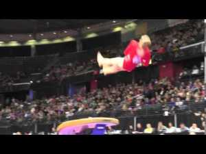 Megan Roberts (CAN) - Vault - 2016 Pacific Rim Championships Team/AA Final