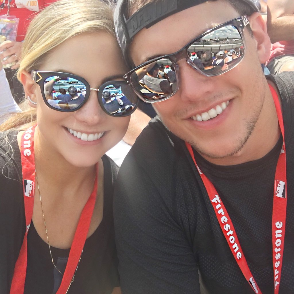 shawn johnson indy500 2016