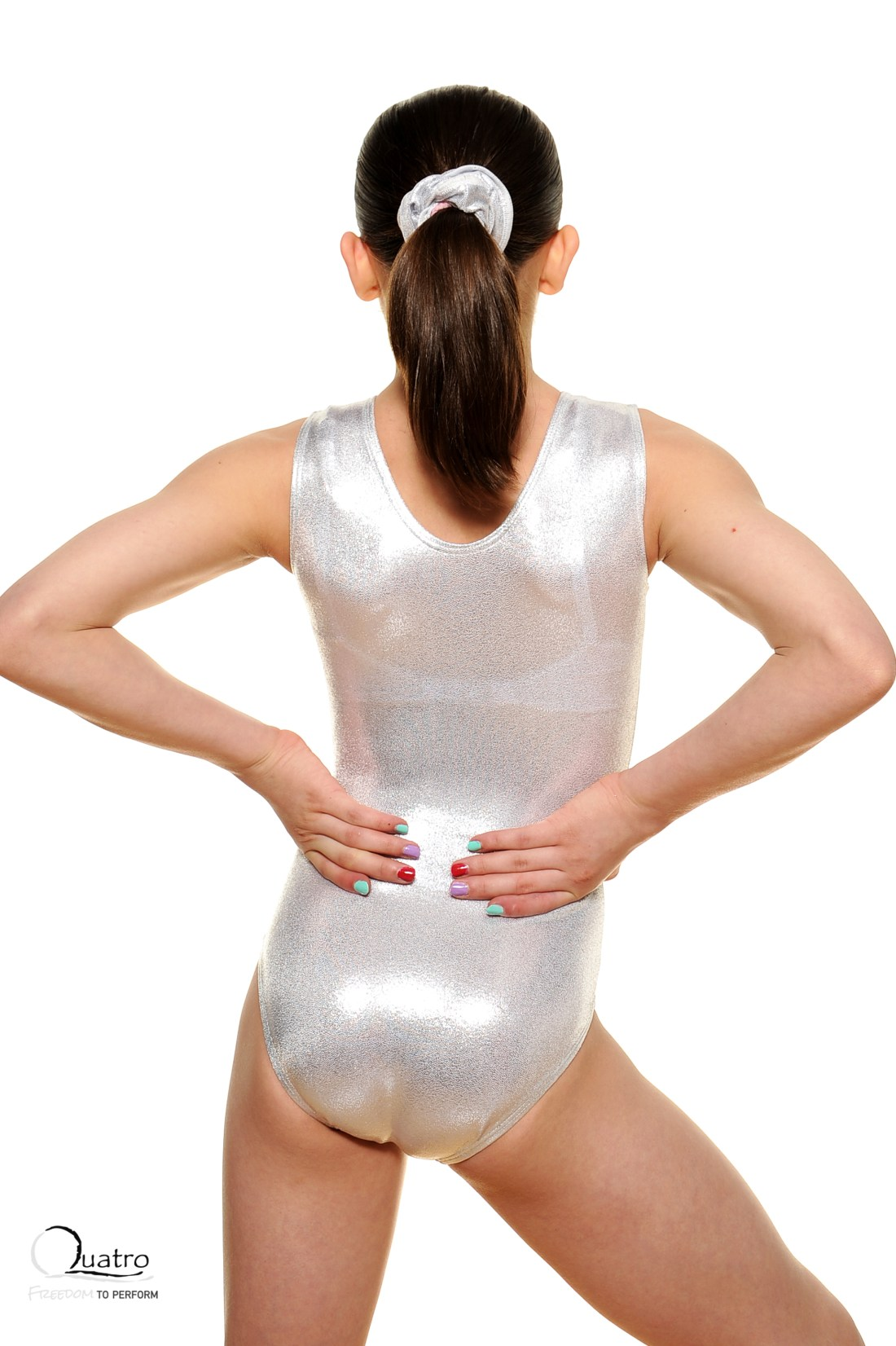 silver-leotard-back