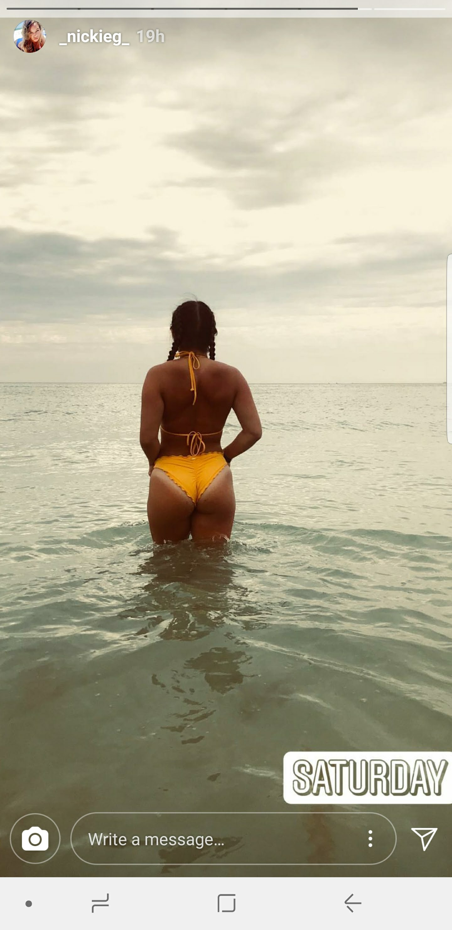 Girls with ass tan lines selfies remarkable, this