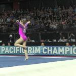Ragan Smith (USA) - Floor - 2016 Pacific Rim Championships Team/AA Final