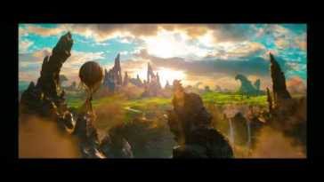 Sight Unseen: Oz, The Great and Powerful