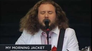 Watch My Morning Jacket Show at the Newport Folk Festival