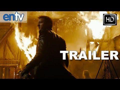 Hansel & Gretel: Witch Hunters — Movie Trailer
