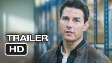 Jack Reacher — Movie Trailer