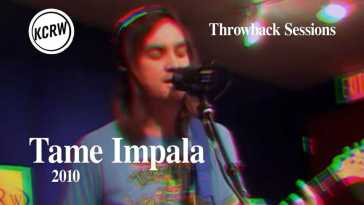 Tame Impala –  Full Performance –  Live on KCRW, 2010