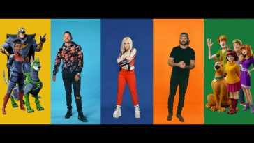 "Thomas Rhett & Kane Brown featuring Ava Max ""On Me"" [Official Music Video]"