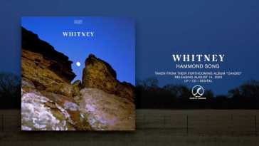 Whitney – Hammond Song (Official Audio)