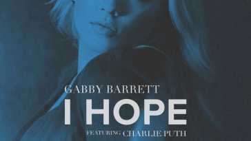 Gabby Barrett – I Hope (ft. Charlie Puth) (Audio)