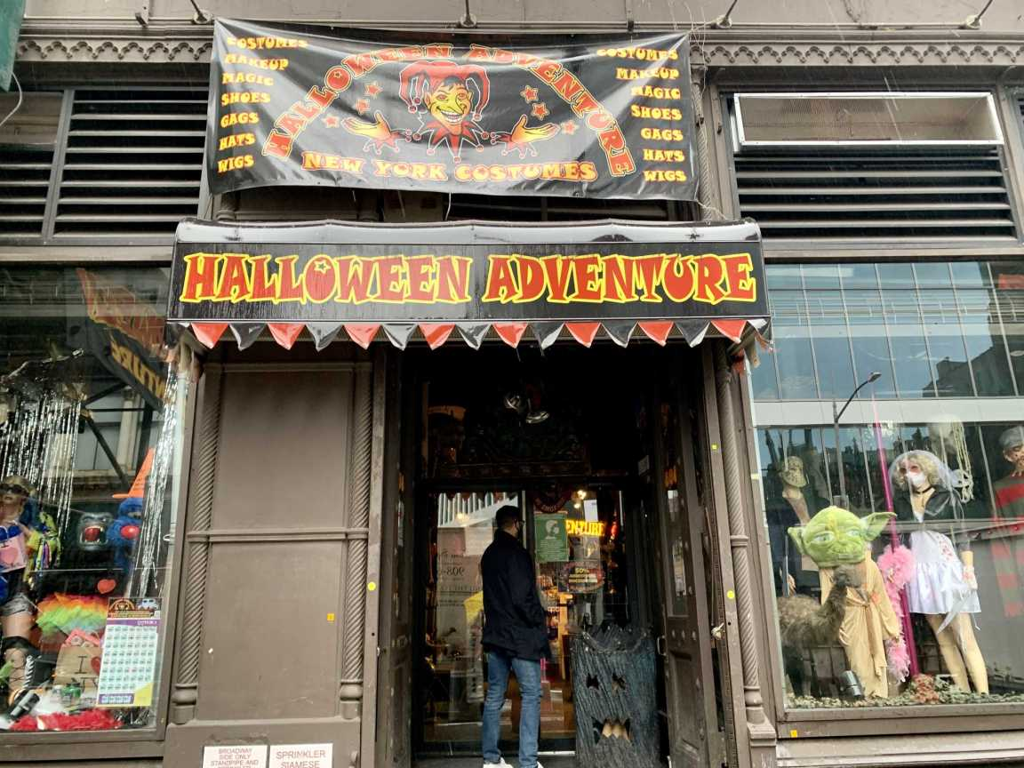 Costume Stores Say Halloween Shoppers Haven't Been Scared Off