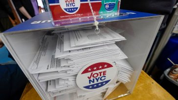 What Happens Now: Counting Ballots In New York City