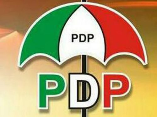 PDP to hold non-elective convention in August