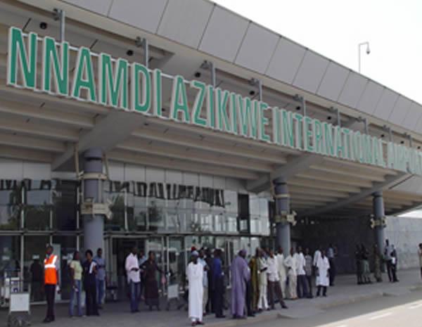 Image result for Tweet   Share  Pin it  +1 Nnamdi Azikiwe International Airport, Abuja