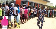 Image result for Katsina bank customers lament difficulty in accessing cash