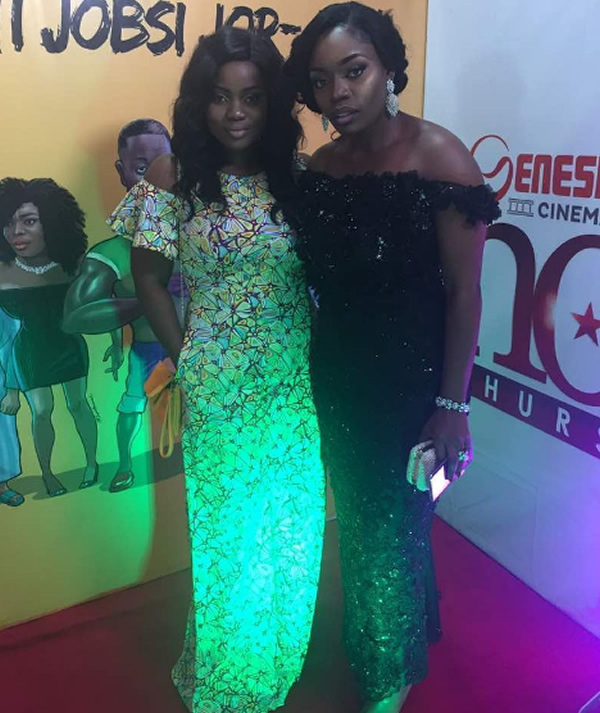 Bisola and sister