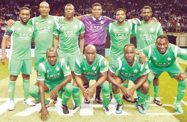 Image result for Nigeria legends 3-0