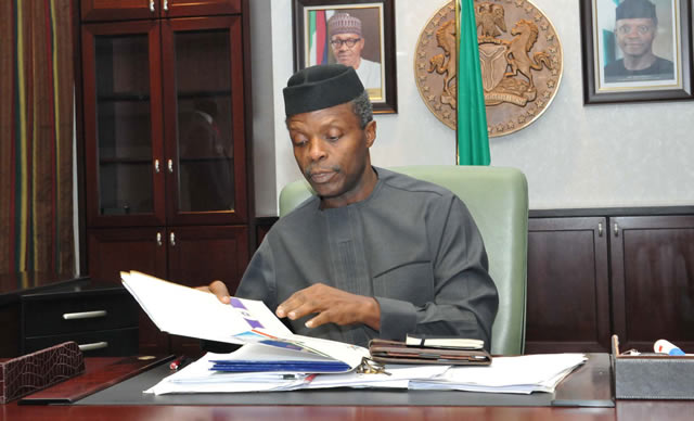 Image result for Vice-President Yemi Osinbajo