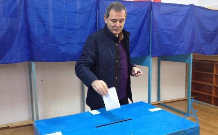 EuroAlegeri 2019. Marian Jean Marinescu: Am votat pentru reașezarea valorilor