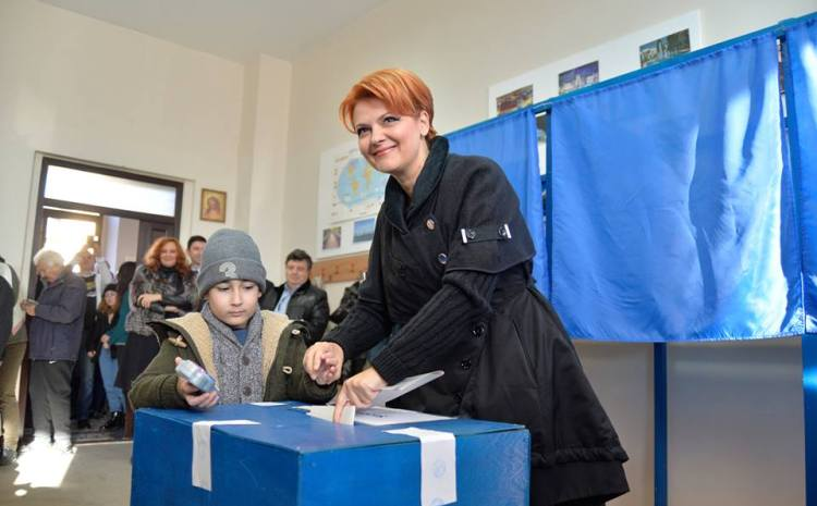 Olguța Vasilescu:  Sunt soldat disciplinat al partidului. O să am o discuție cu Liviu Dragnea