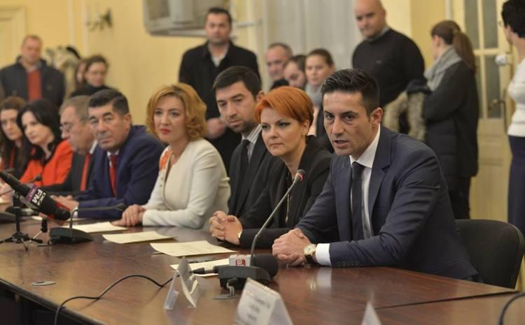 Manda: Sunt câteva obiective cu care parlamentarii PSD merg la București