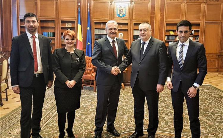 Claudiu Manda: Mihail Genoiu, candidatul PSD pentru funcția de primar al municipiului Craiova