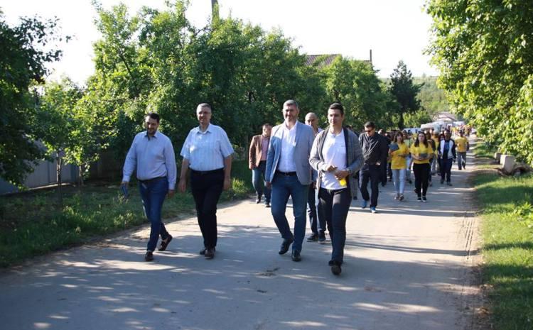 Nicolae Giugea-Fane Stoica, tandem pentru șefia PNL Dolj