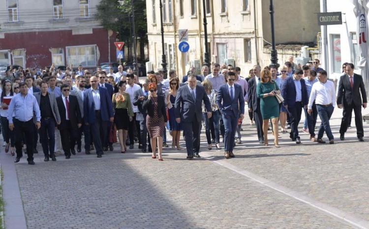 PSD a strâns  36.000 de semnături pentru candidatura lui Mihail Genoiu