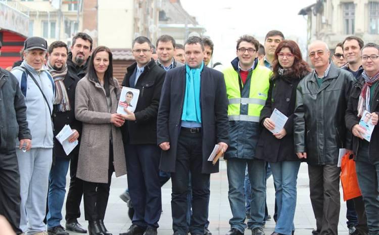 USR amână lansarea candidatului la Primăria Craiovei