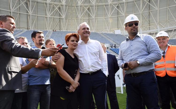 Olguța Vasilescu: Nu vreau să fiu premier. Sper ca aerul foarte tare al Palatului Victoria să nu mai ia pe nimeni de cap