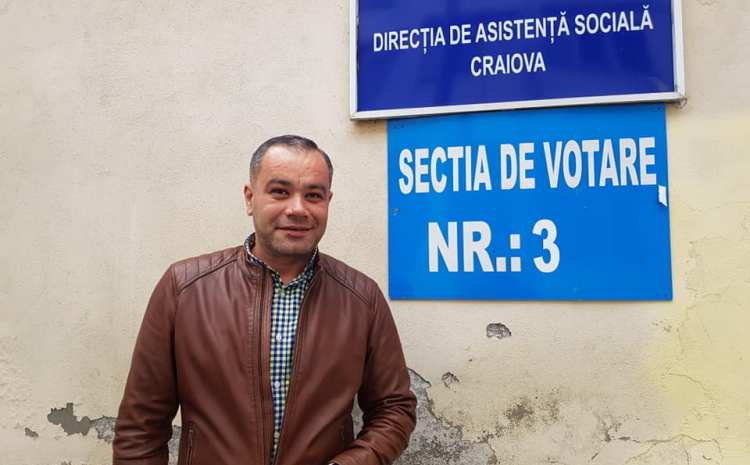 Marian Vasile: Am votat pentru ca țara noastră să se așeze pe un făgaș normal