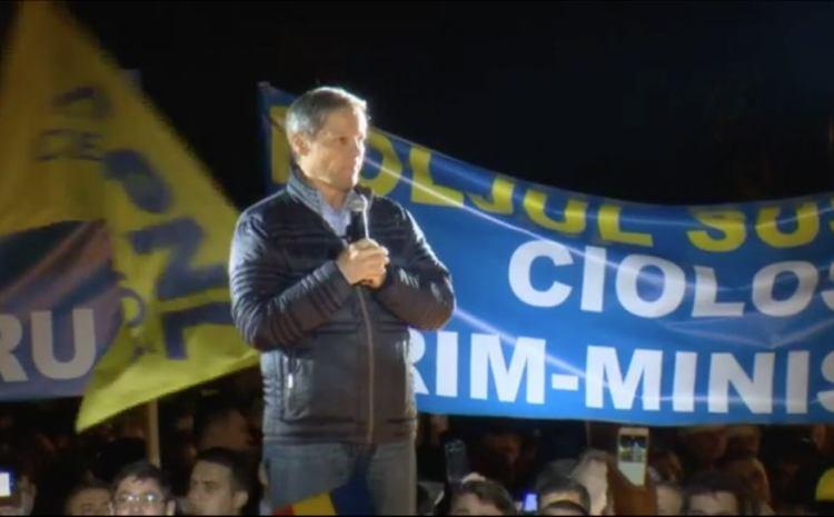 """Ce șanse are Cioloș să devina pentru a doua oară premierul lui Iohannis.  """"Dar cine crezi că te votează?"""" Care este planul B al useriștilor"""