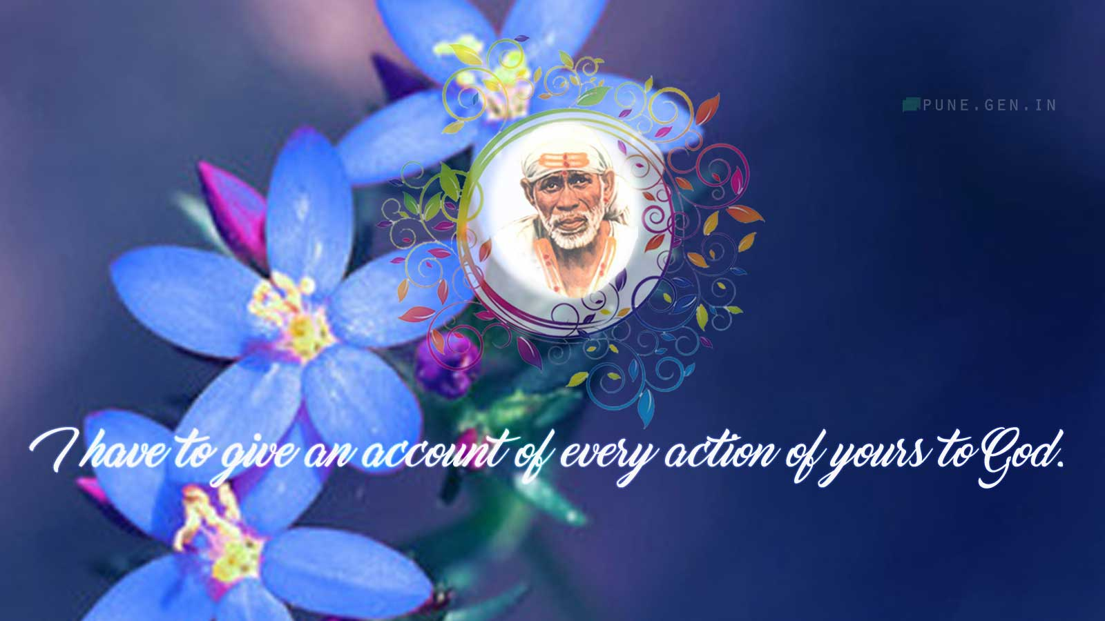 Sai Baba Teaching's : I have to give…