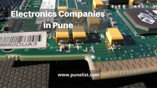 Electronics-Company-In-Pune