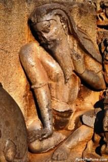 Sculptures of Aundha Nagnath
