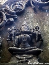 Ganesha in female form
