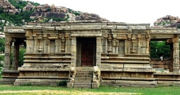 Brahma Vitthala Temple - Hampi